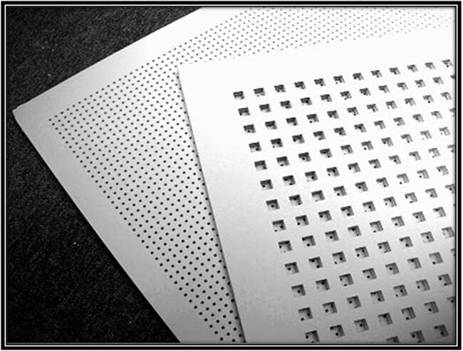 Sản phẩm của công nghệ đột dập CNC